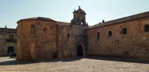 Plaza de las Veletas - Convento y Museo