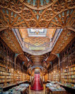 Librería Lello e Irmao - Qué ver en Oporto en dos días