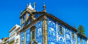 Capela das Almas - Oporto