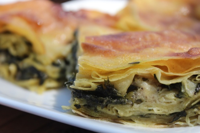 Borek - Qué comer en Turquía