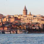 Estambul bósforo torre galata