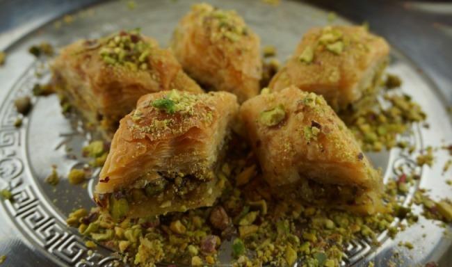 Baklava- el postre que comer en Turquía