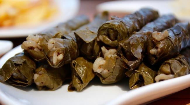 Sarma - Qué comer en Turquía