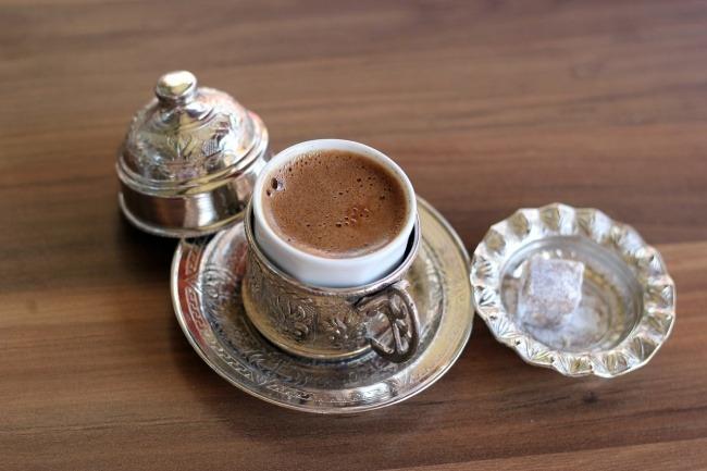 Café turco - Qué comer en Turquía