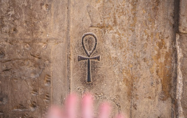 Cruz de anj