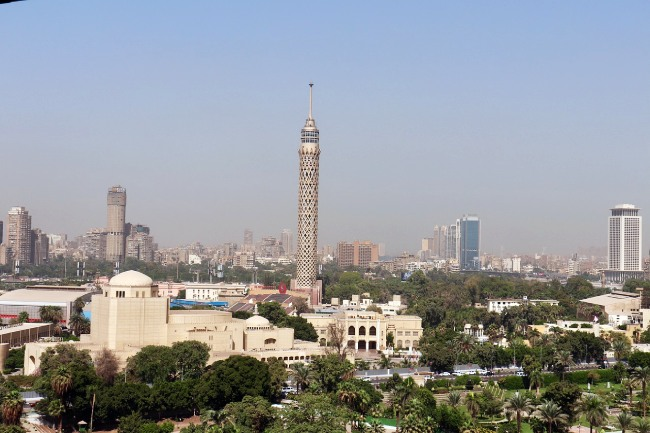 Torre de El Cairo
