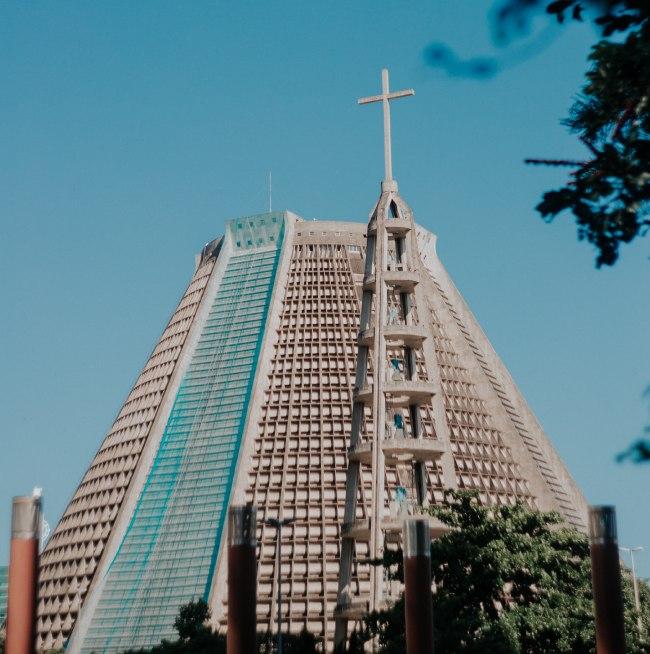 Catedral de San Sebastian - Qué ver en Río de Janeiro