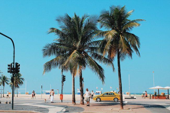 Playa de Copacabana - Qué ver en Río de Janeiro