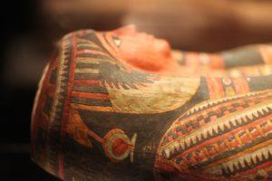 Momia de faraones de Egipto