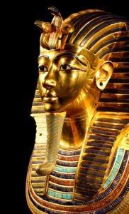 Estatua de faraón