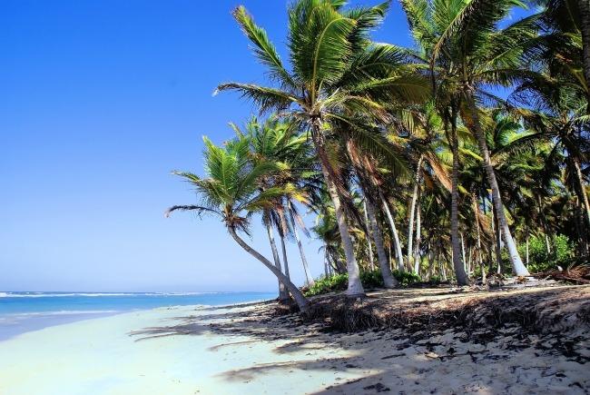 Playas paradisíacas en República Dominicana