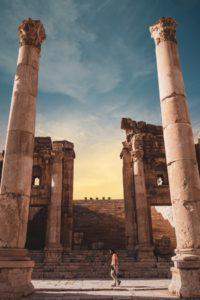Ruinas romanas de Jerash - Qué ver en Jordania