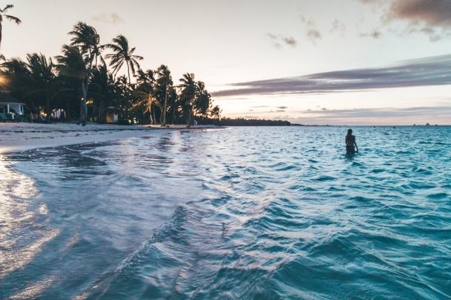 Ver el atardecer, cosas que hacer en Punta Cana