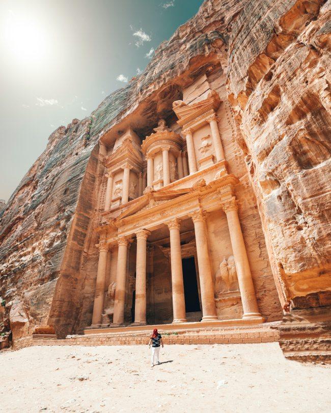 Petra, la joya de Jordania