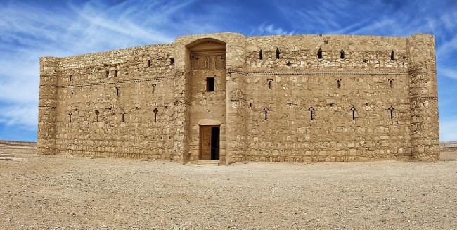 Castillos del desierto - Qué ver en Jordania