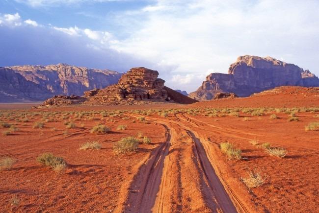 Wadi Rum, el desierto que ver en Jordania