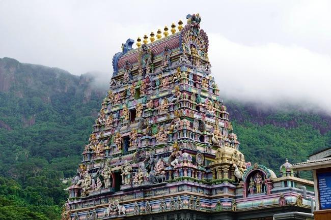 Templo- Por qué visitar islas Seychelles