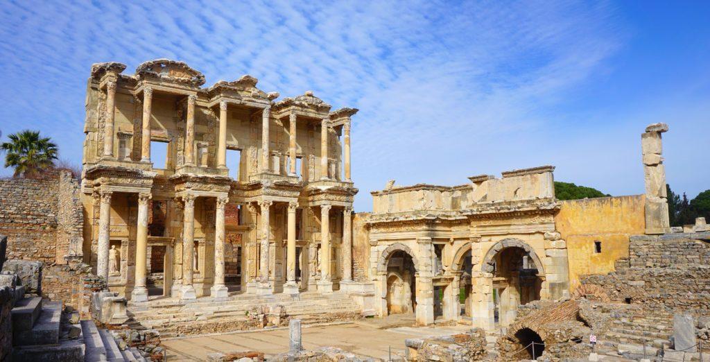 Éfeso - Teatro