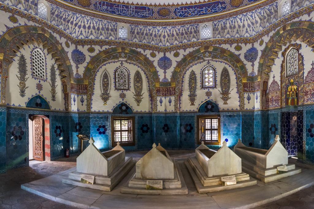 Bursa Mausoleo