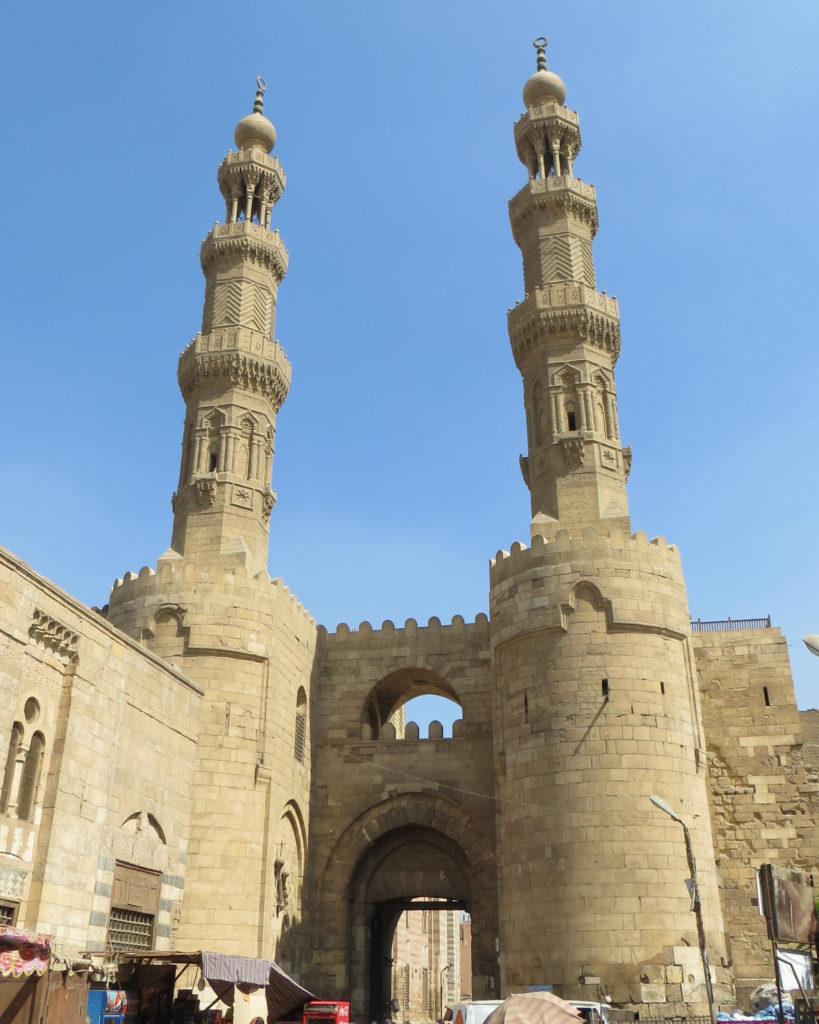 Puerta Bab Zuwayla